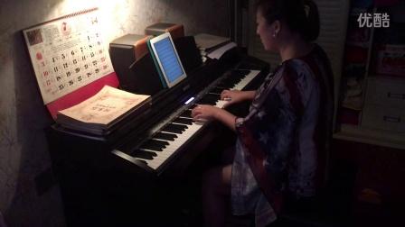 张学友《遥远的她》钢琴曲_tan8.com