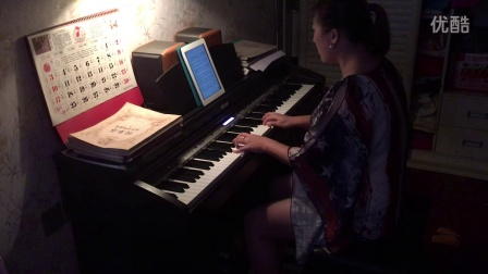 薛之谦《绅士》钢琴曲_tan8.com