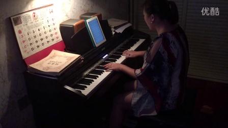薛之谦《你还要我怎样》钢琴曲_tan8.com