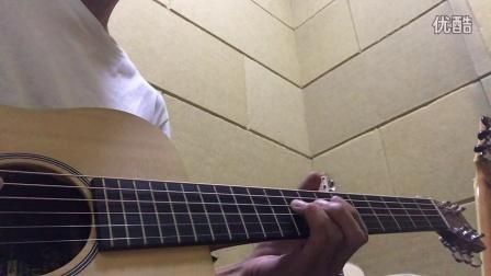 张雨生《我期待》间奏 木吉他solo