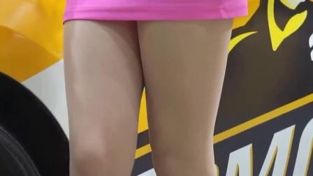 韩国首尔车展 美女车模