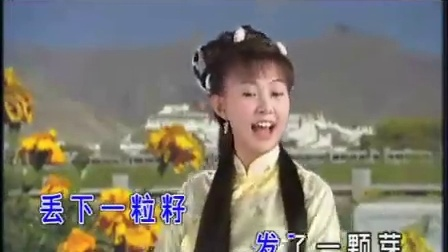 卓依婷唱经典黄梅戏选段《对花》