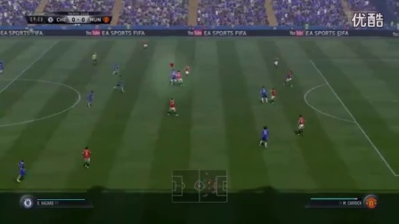 FIFA 17 Gameplay Features - Physical Play Overhaul - Eden Hazard_标清