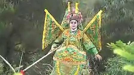 广西地方戏曲牛歌戏《兄弟争功》
