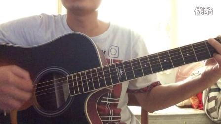 甜甜的 周杰伦 酷音小伟吉他弹唱教学