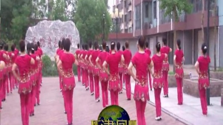 天津凤凰广场舞73 步子舞 舞动旋律