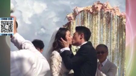 直击霍建华林心如视频现场a视频拥吻160731一试试婚礼图片