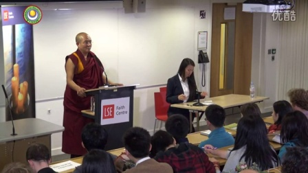 索达吉堪布《佛教如何看待幸福》(伦敦政经学院演讲与问答)