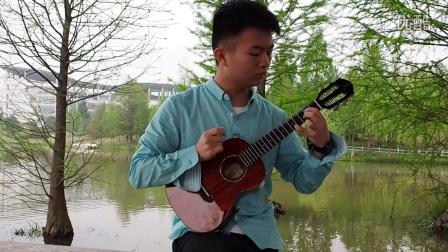 Yours 尤克里里指弹 郑成河版 ukulele-I m yours 尤克里里吉他谱