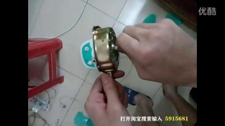 家用小电风扇电机卡死拆机修复小娱乐分享