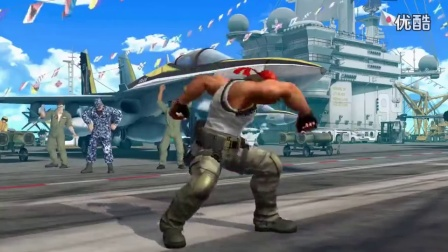 THE KING OF FIGHTERS XIV Team Ikari Warriors
