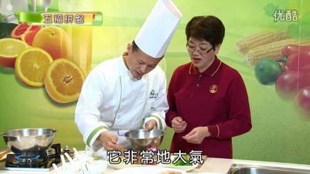 【蔬食好煮�】073 五福拼�P+素羊肉�t