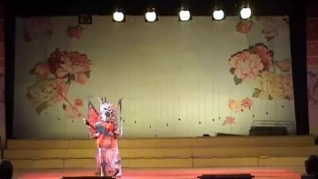 常德汉剧视频《大破天门阵》(