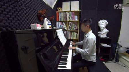 《车尔尼 op. 599》 No. 88 黄雪糕
