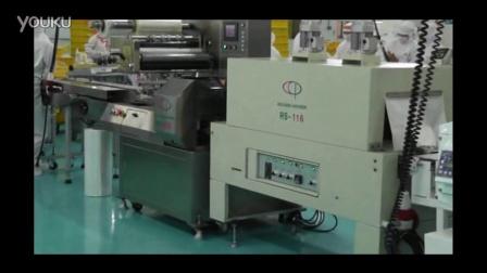CCP-600F面包汉堡包包装 自动包装机视频 自动机包装 枕式包装机