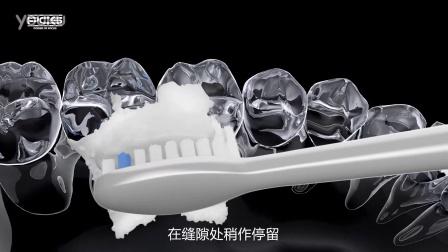 荷兰PCS声波电动牙刷使用说明