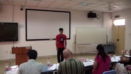2015年广西全区师范生教师技能大赛(中学体育说课及模拟教学)
