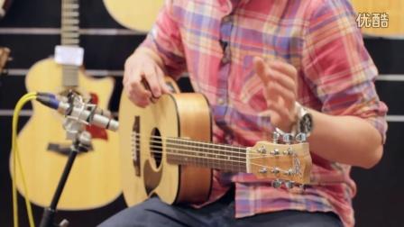 旅行吉他横向评测 马丁 泰勒 马桶 Taylor gs mini, Martin junior & Maton mini emd6