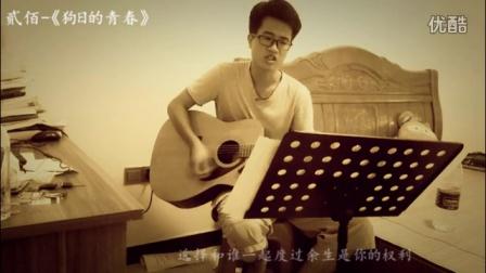 吉他弹唱《狗日的青春》 贰佰