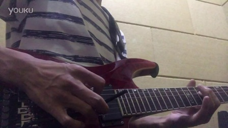羽泉《坎大哈黎明》间奏 电吉他solo