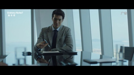 三星盖乐世Note7广告之 《手知道的感觉》