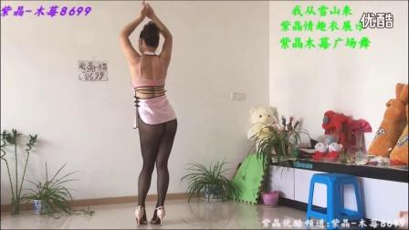 慢摇    广场舞  紫晶 (12)