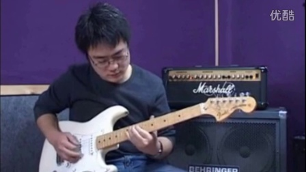 Neil Zaza-Im Alright-浩宇师傅-电吉他弹奏