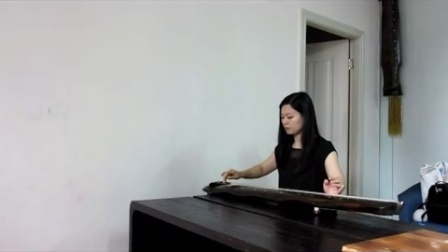Traditional Chinese Instrument Zither - Eka and Cherry www.fsyoga.com.cn