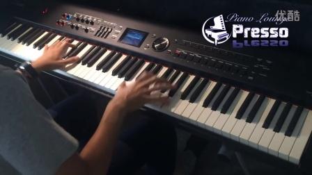 前前前世   RADWIMPS (ピアノ・ソロ) Presso