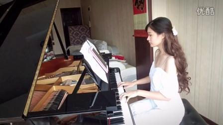 微微一笑很倾城 钢琴演奏