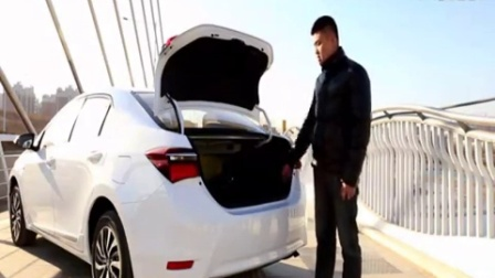 锤哥试车靠谱的家用混动-卡罗拉双擎汽车试驾汽车之家视频