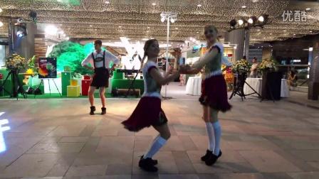 德国巴伐利亚民族舞蹈(夜晚版 )