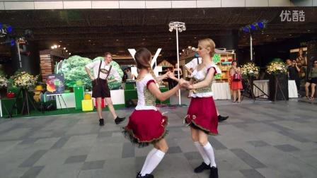 德国巴伐利亚民族舞蹈