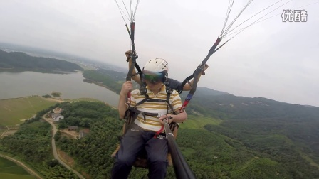2016-9-3 汨罗滑翔伞飞行体验-12