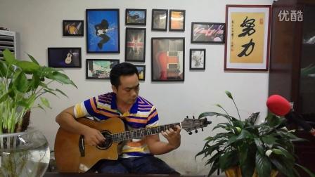 《爱的罗曼史》吉他指弹