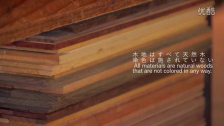 手工的美!日本木匠打造手工木盒