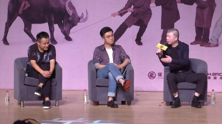 现场 冯小刚进高校推行电影分级制    直言导演要任性不走寻常路