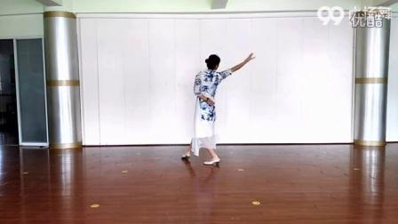 安徽绿茶飞舞广场舞 谁懂女人花 动作分解
