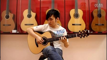 周杰伦 - 告白气球 吉他獨奏 (Steven Law)
