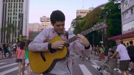 【指弹】Daniel Padim改编: A Sky Full of Stars 原唱:Coldplay