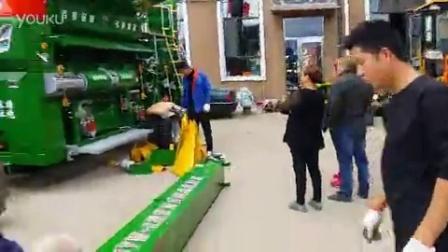 依兰李军农机,背负式玉米联合收获机 火爆销售中🔥🔥🔥