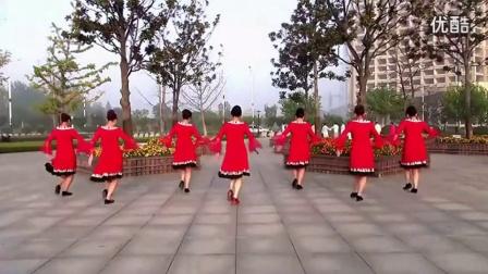 健身操舞蹈北京的金山上广场舞2016最新广场舞大全视频