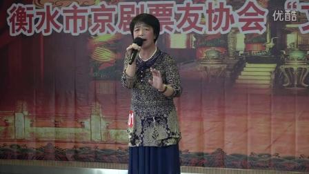 评剧秦香莲选段《见皇姑》 演唱:史金盘 (衡水