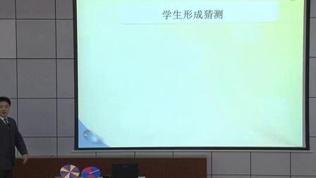 山东省高中数学《几何概型》说课视频,杨帆