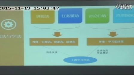 05高中信息《过程与函数》说课视频,2015年浙江省高中信息技术课堂教学评比视频