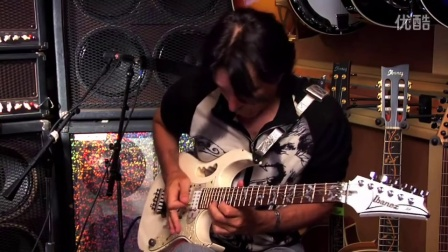 单块效果器 @ bopian.com Steve Vai - Jemini Distortion Pedal Demo (High Quality)