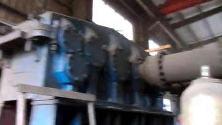 湖南錳礦粉壓球機生產現場