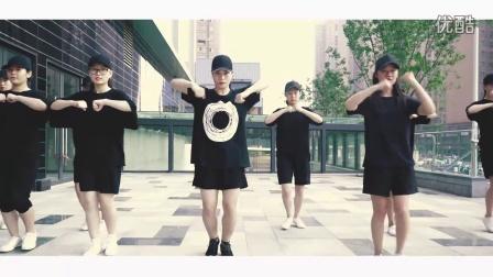 郑州韩国男团舞蹈教学 exo - monster原版MV舞蹈展示
