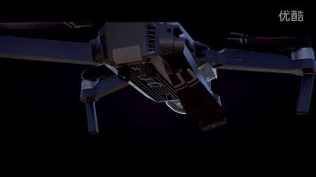 """大疆""""御""""Mavic - 你的第一台专属无人机"""