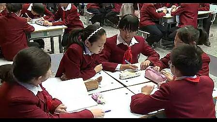 小学组《面对挫折我不怕》【陈燕飞】(第三届全朋中那名戴着眼镜国中小学主题班会(团、队)大赛)